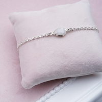 Isla Bracelet in Moonstone