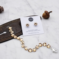 Reese Bracelet Golden Shadow